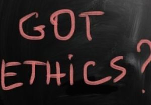 Easy Now, Content Writers. Don't Forget Your Code of Ethics