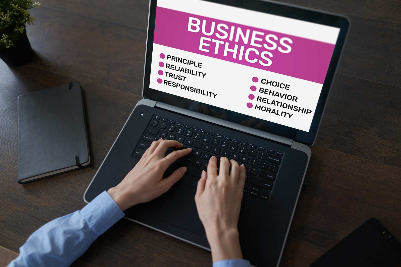 Concepts of business ethics