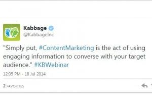 Everything You Need to Know from Our Content Marketing Webinar
