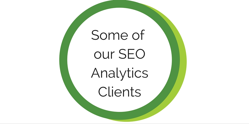 SEO Analytics Consulting