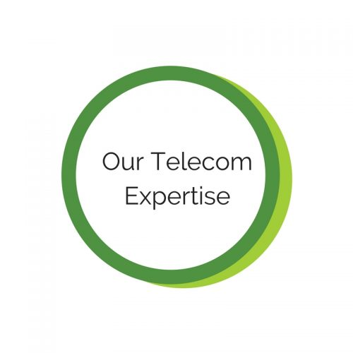 Our Telecom Expertise Graphic