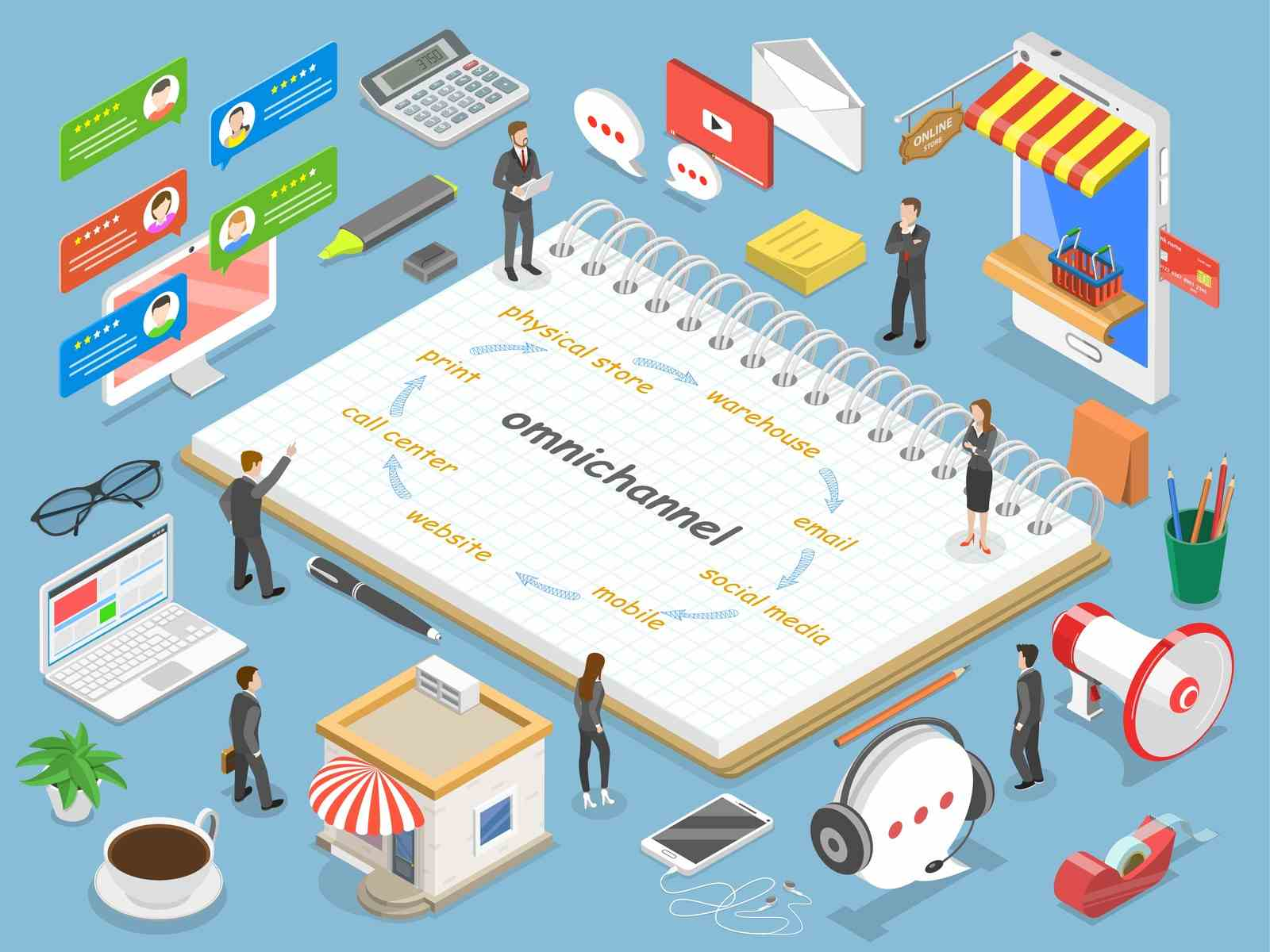 How to Go Omnichannel on Your Marketing Strategy -