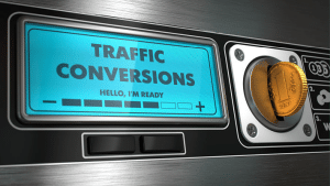 traffic conversion