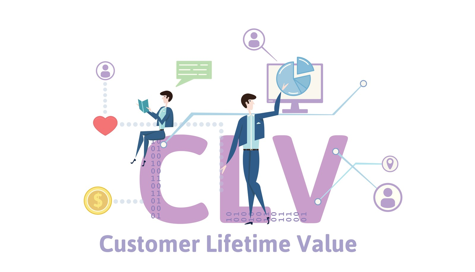 How To Calculate Customer Lifetime Value For Saas Businesses Bay Leaf Digital