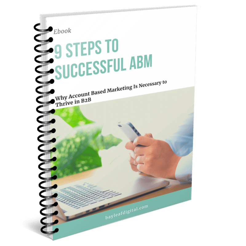 9 Steps to Successful ABM (Ebook)